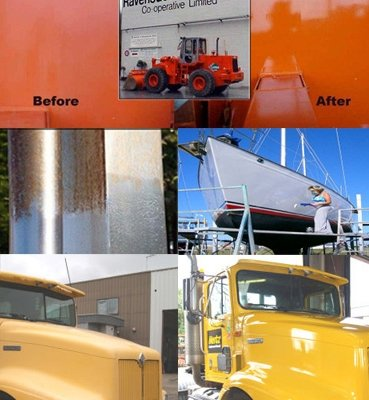 nyalic coating before and after