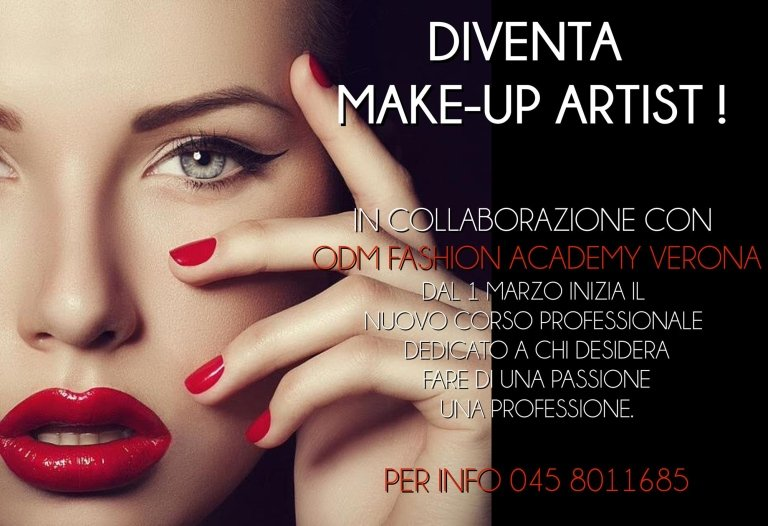 corso make up artist verona