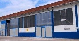sede carrozzeria industriale Cremonesi