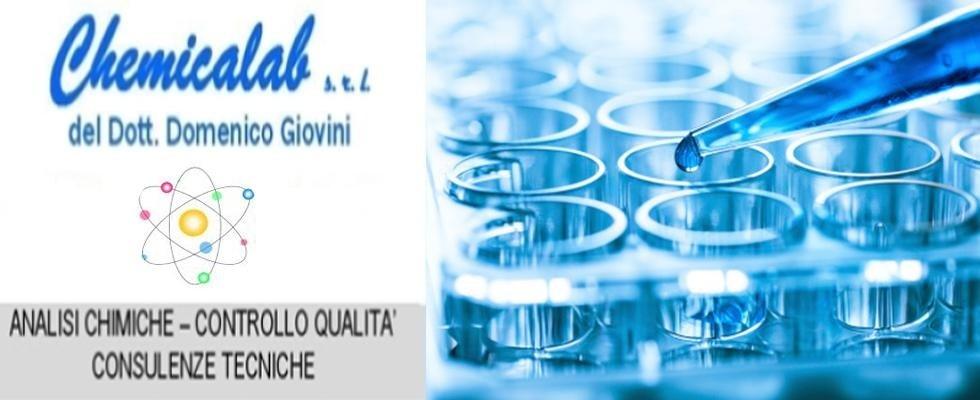 CHEMICALAB LABORATORIO ANALISI CHIMICHE