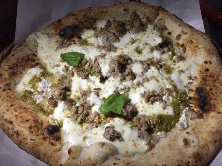 Pizza verace napoletana