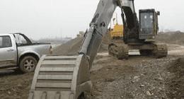 riempimento di terra