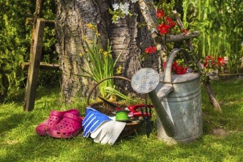 attrezzatura da giardinaggio