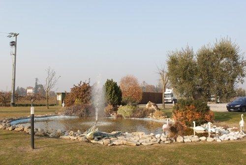 laghetto Romagna Garden