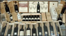 vendita vini campani