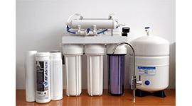 lampade sterilizzatrici, membrane ad osmosi