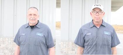 Greg and Marty, Senior Associates in Lincoln, NE