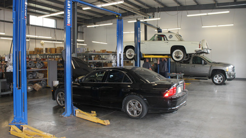 Transmission repair services in Lincoln, NE