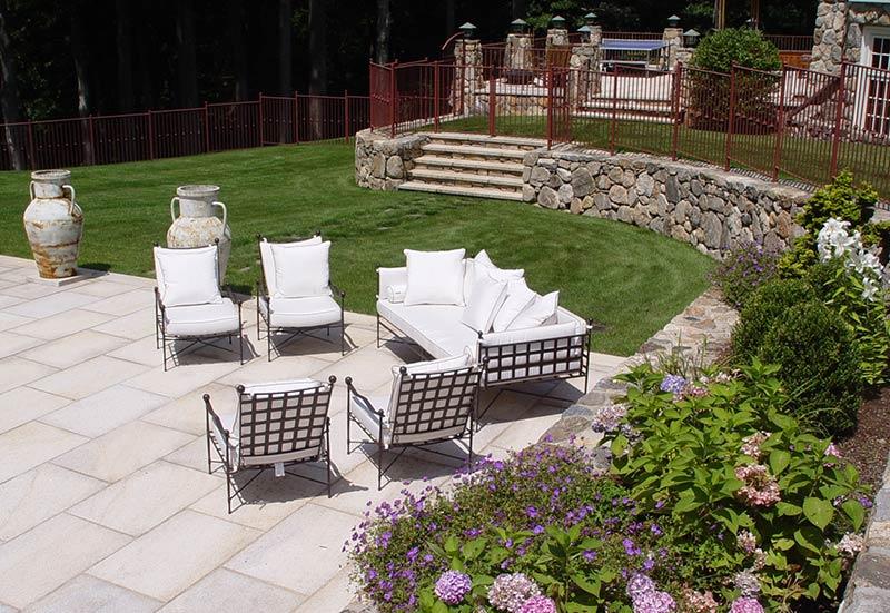 Landscape & Patio Design New Canaan, Darien, Westport, CT