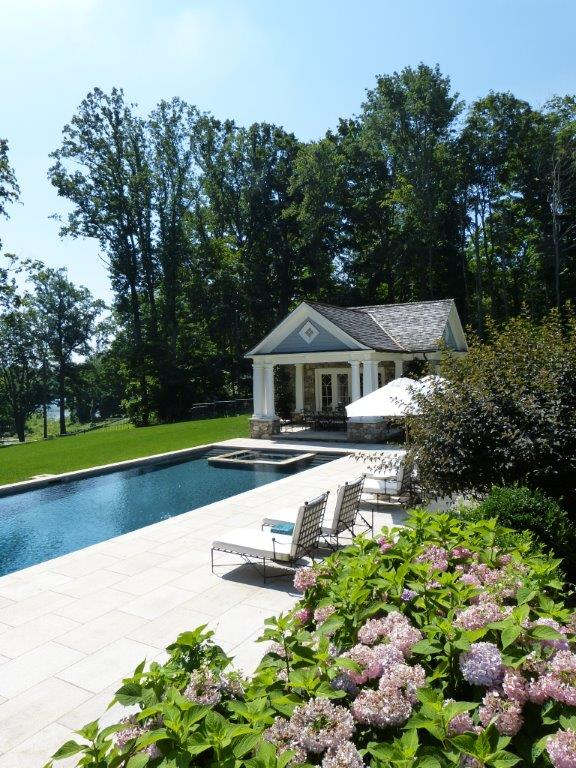 New Canaan CT Landscape Design