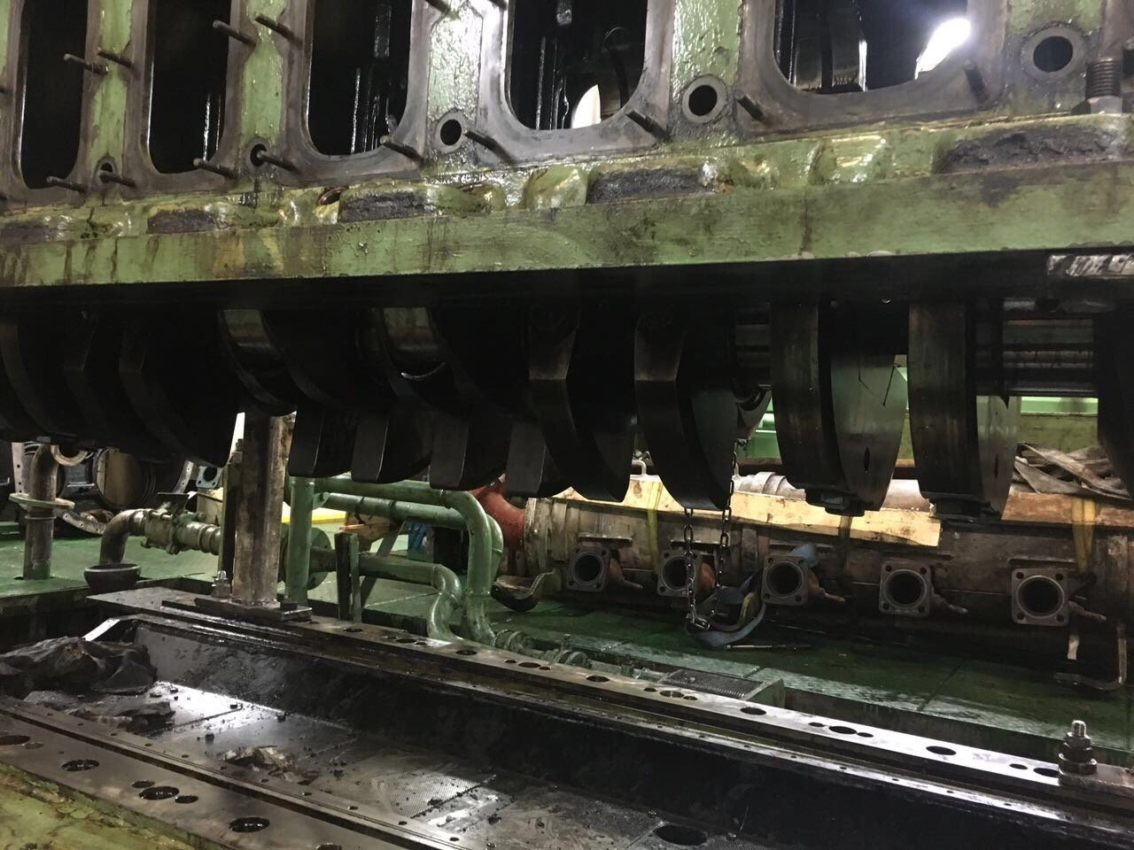 riparazione motori navali