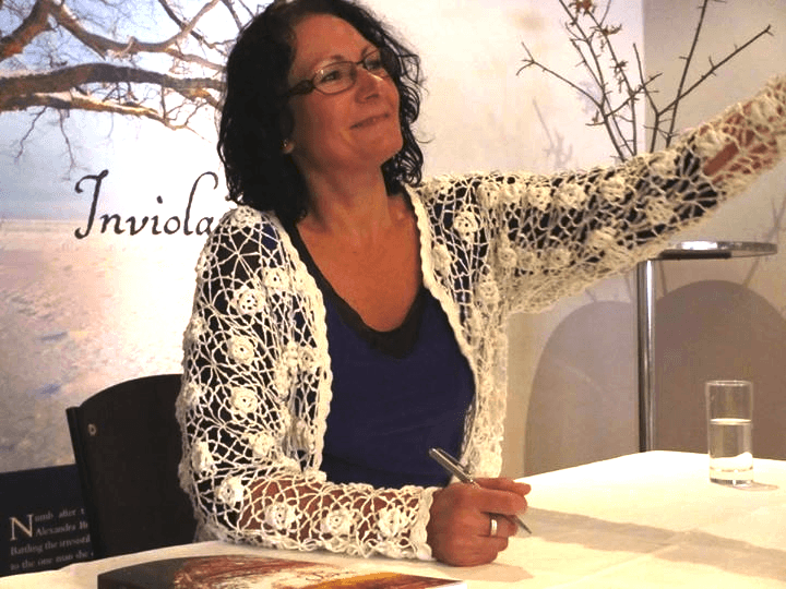 Book signing and launch of historical drama