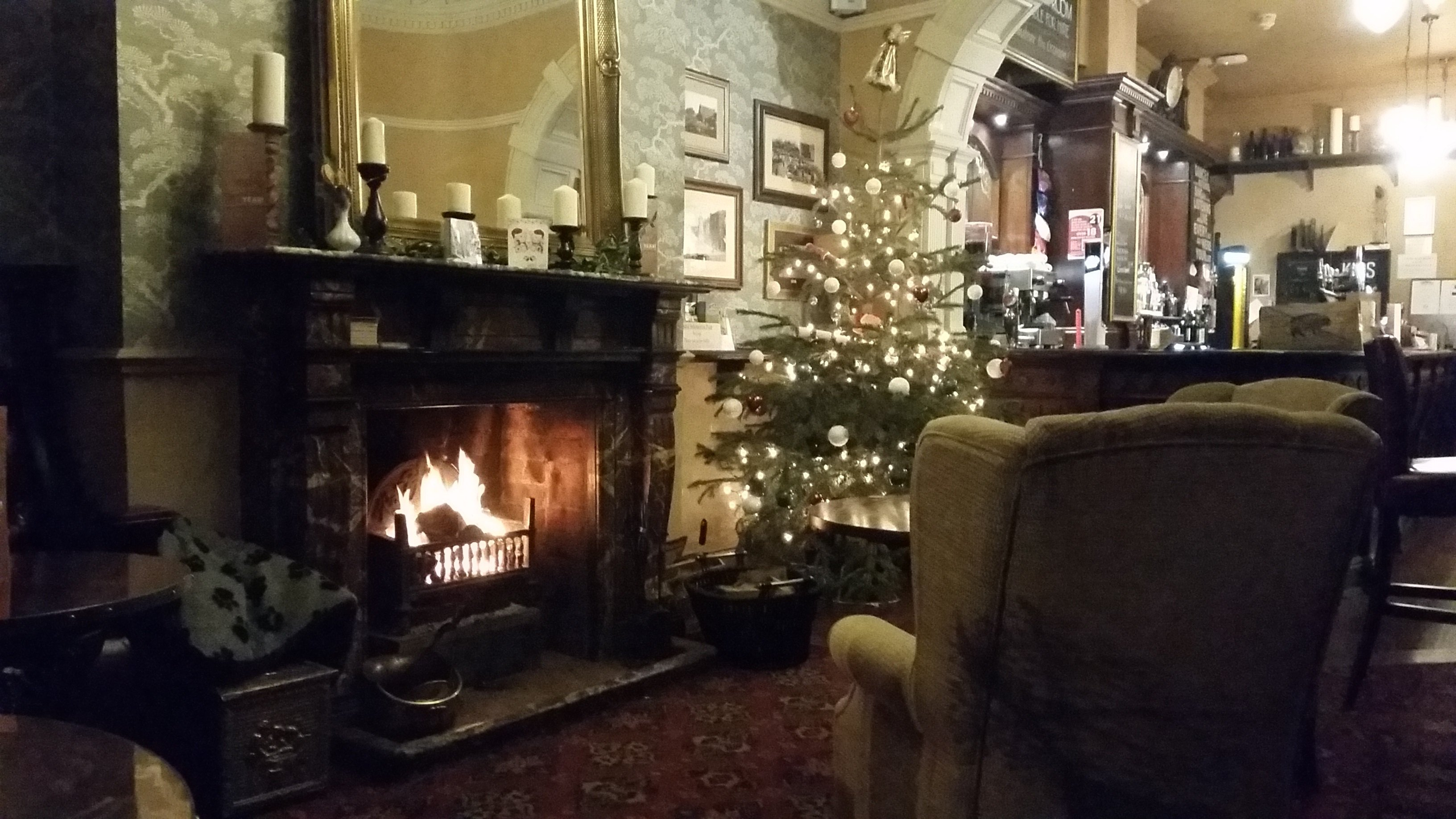 Black Horse Hotel Otley, Yorkshire, England, books make great Christmas gifts