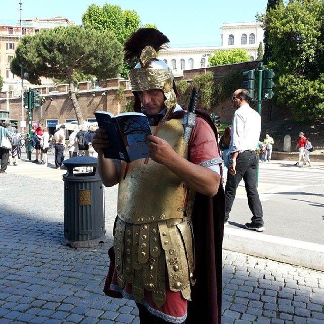 Even a Roman Gladiator loved Inviolate