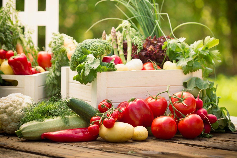 verdura biologica