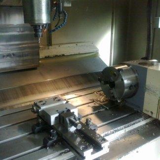 impianto per fresatura acciaio