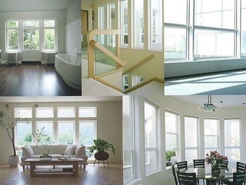 finestre in legno alluminio o pvc