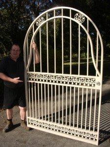 Superior quality gate build