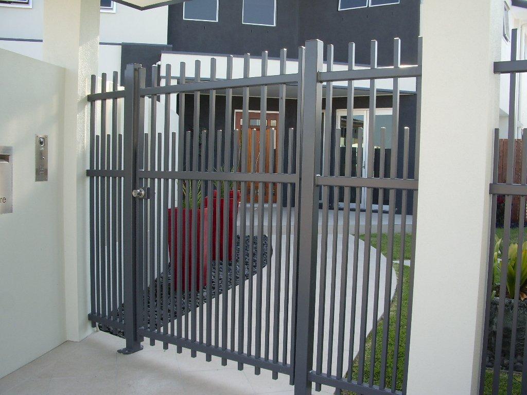 Grey raby bay gates