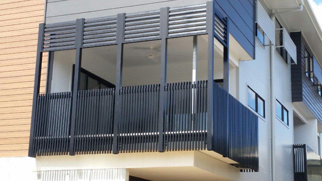 Handmade balustrades