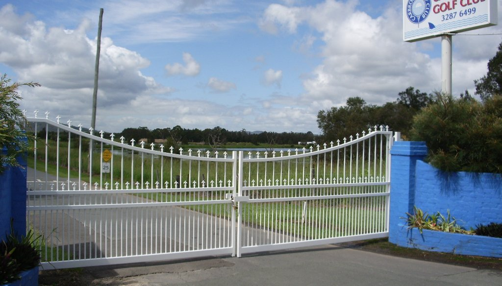 Roll Tops gates by gates by don