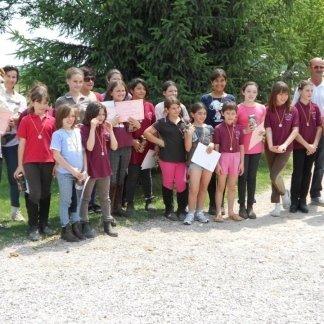scuola mini pony, corsi equestri di vari livelli