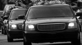 auto per il trasporto delle casse funebri