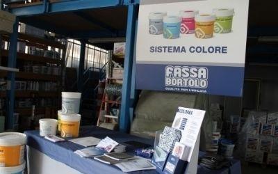 sistema colore Fassa Bortolo
