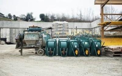 materiali edili ed attrezzature