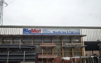 vendita materiali e attrezzature per edilizia