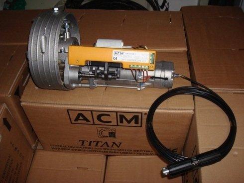 Motori Tubolari e Motori per Serrande Acm