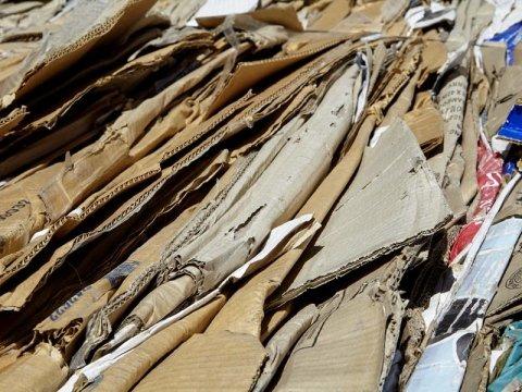 riciclaggio cartone