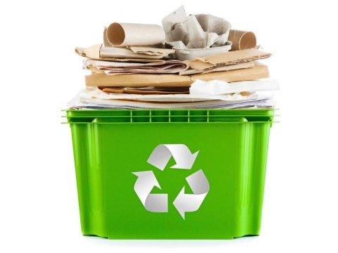 riciclaggio carta cartone