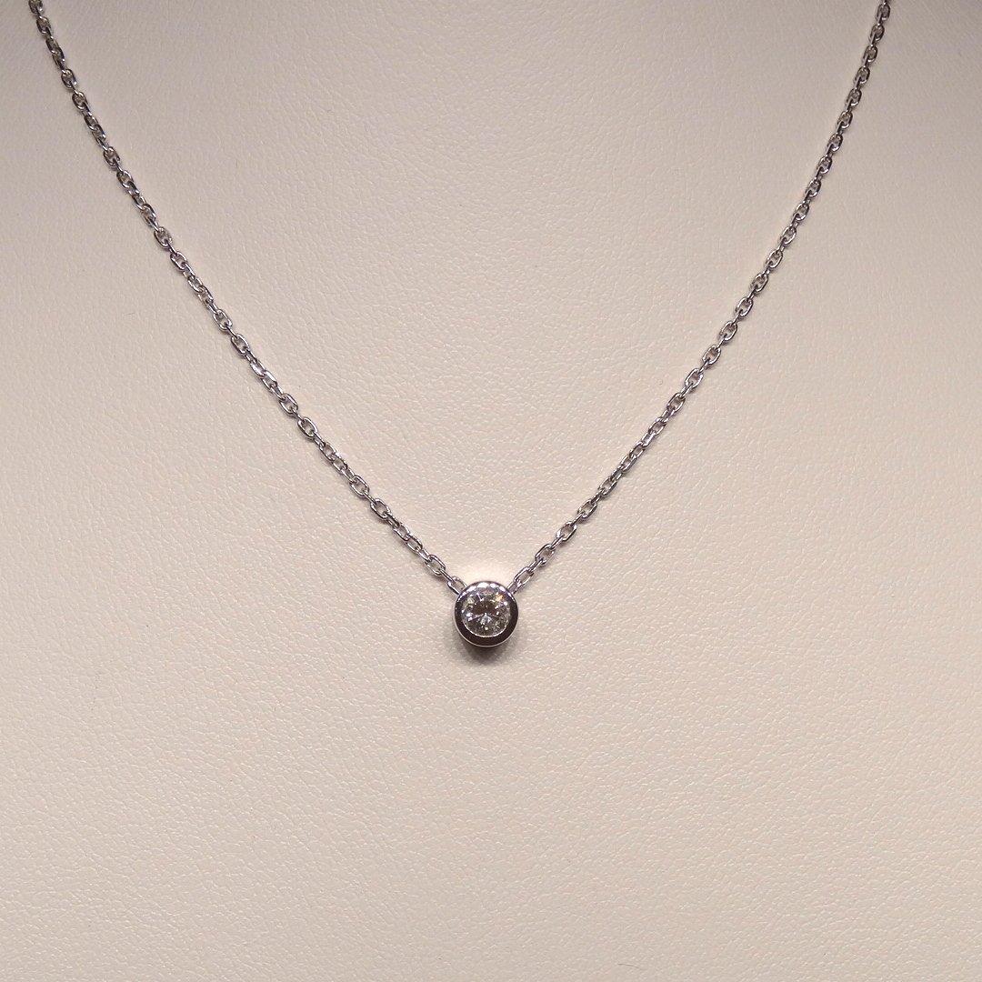 Ciondolo in argento con pietra a Rimini