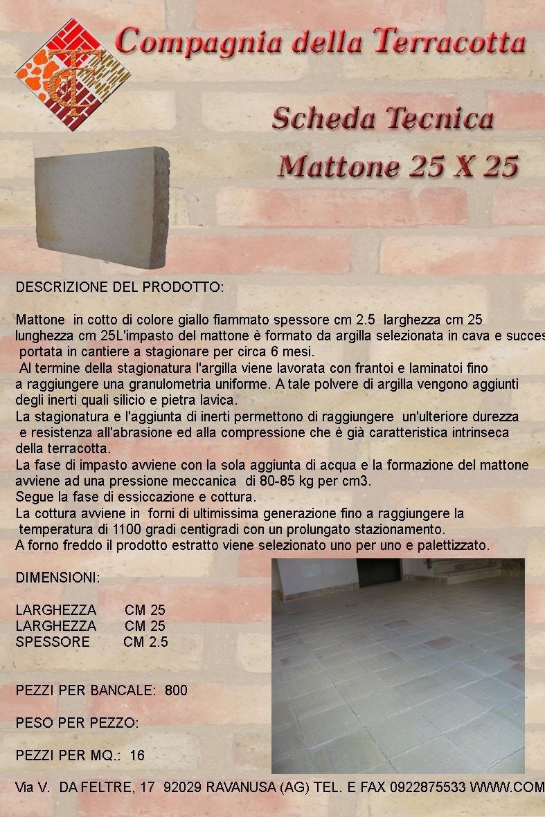 MATTONE-25-X-25