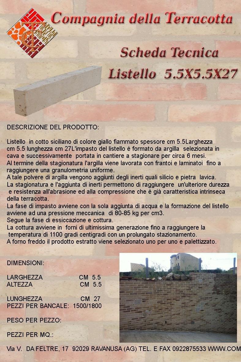 LISTELLO-5.5X5
