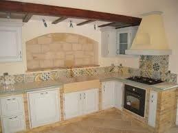 cucina in pietra