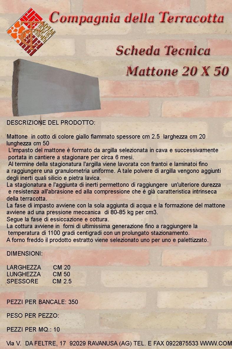MATTONE-20-X-50