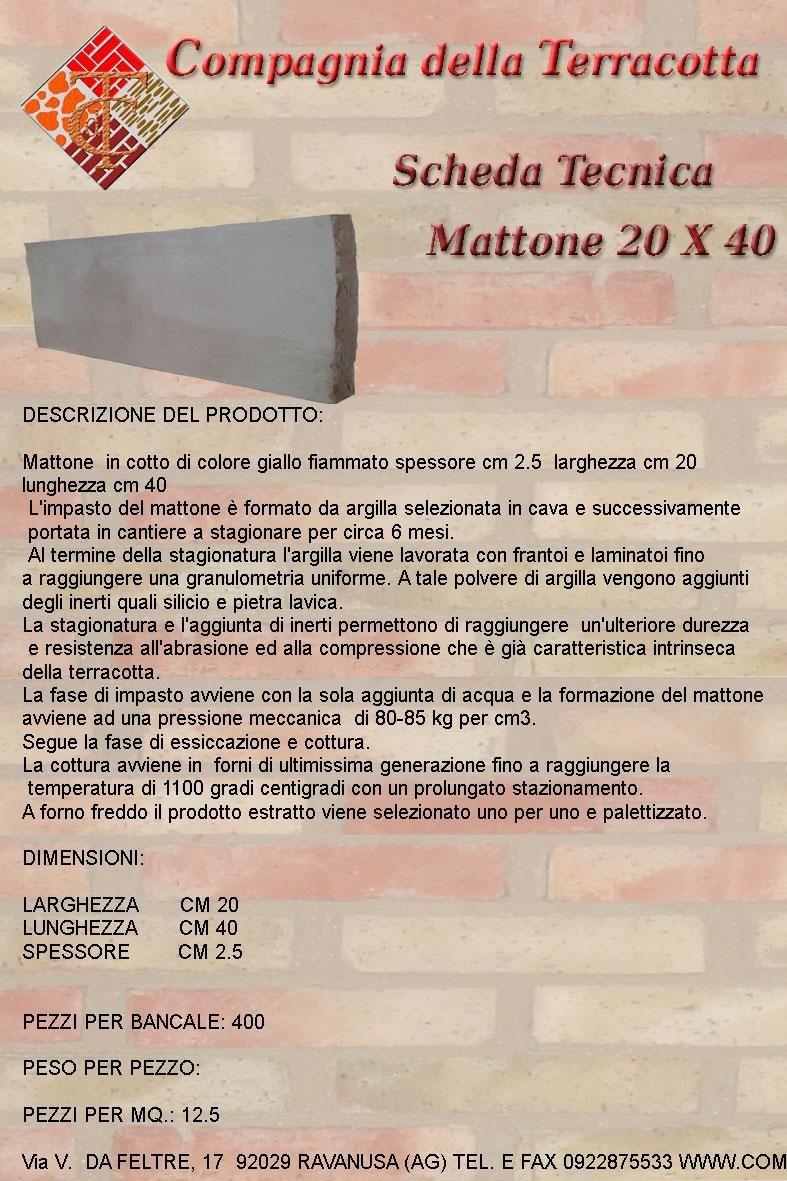 MATTONE-20-X40