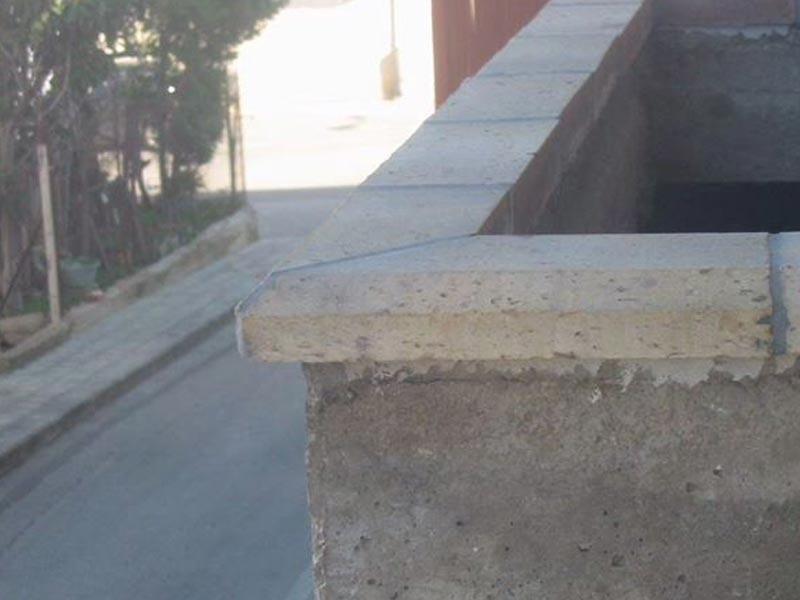 Rivestimento muretti in pietra