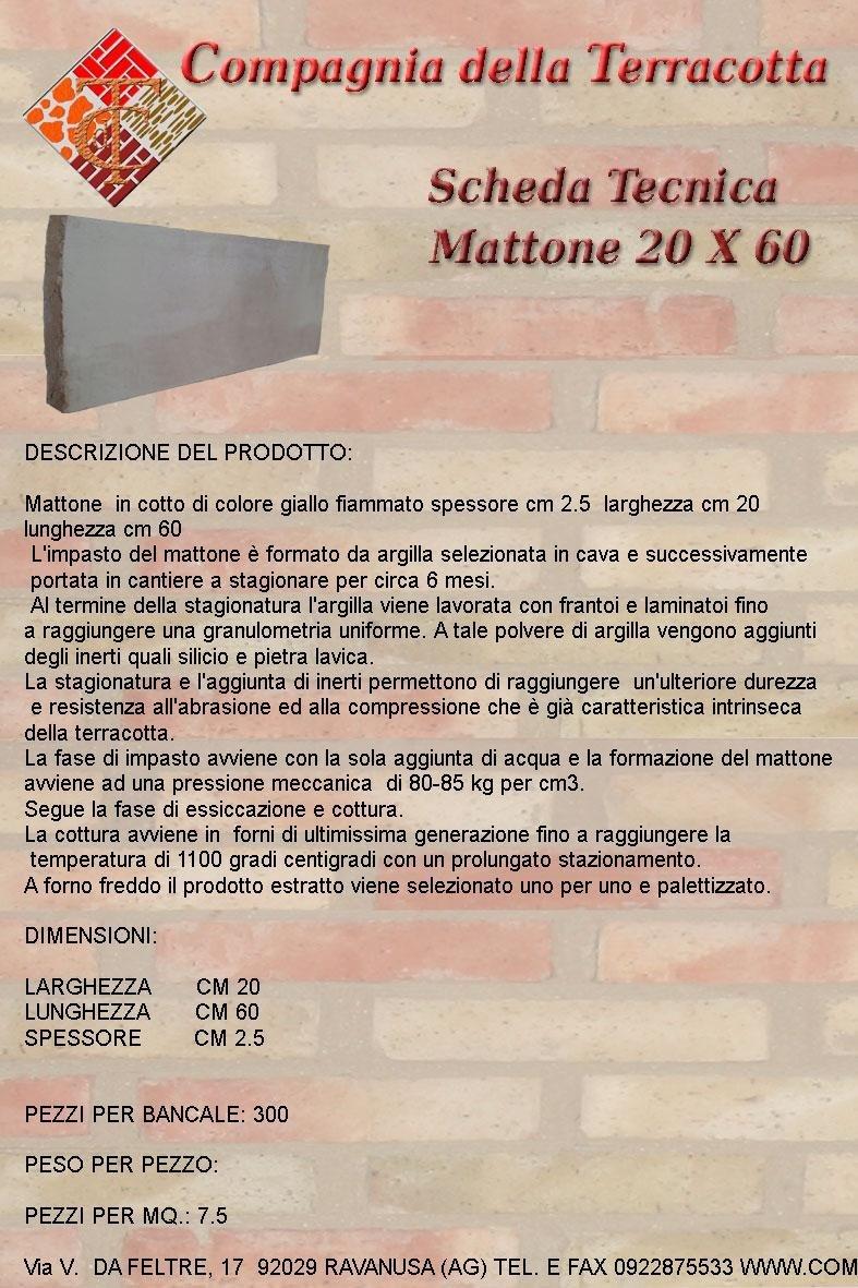 MATTONE-20-X-60