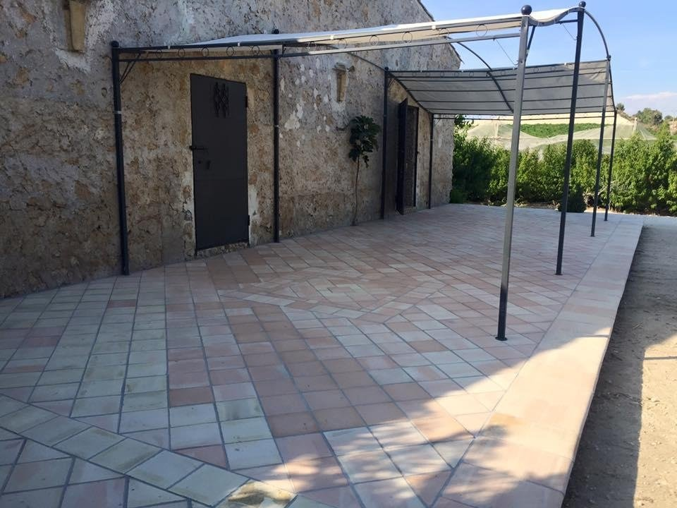 pavimenti in cotto siciliano