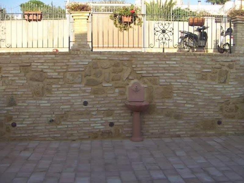 Rivestimenti esterni per mura