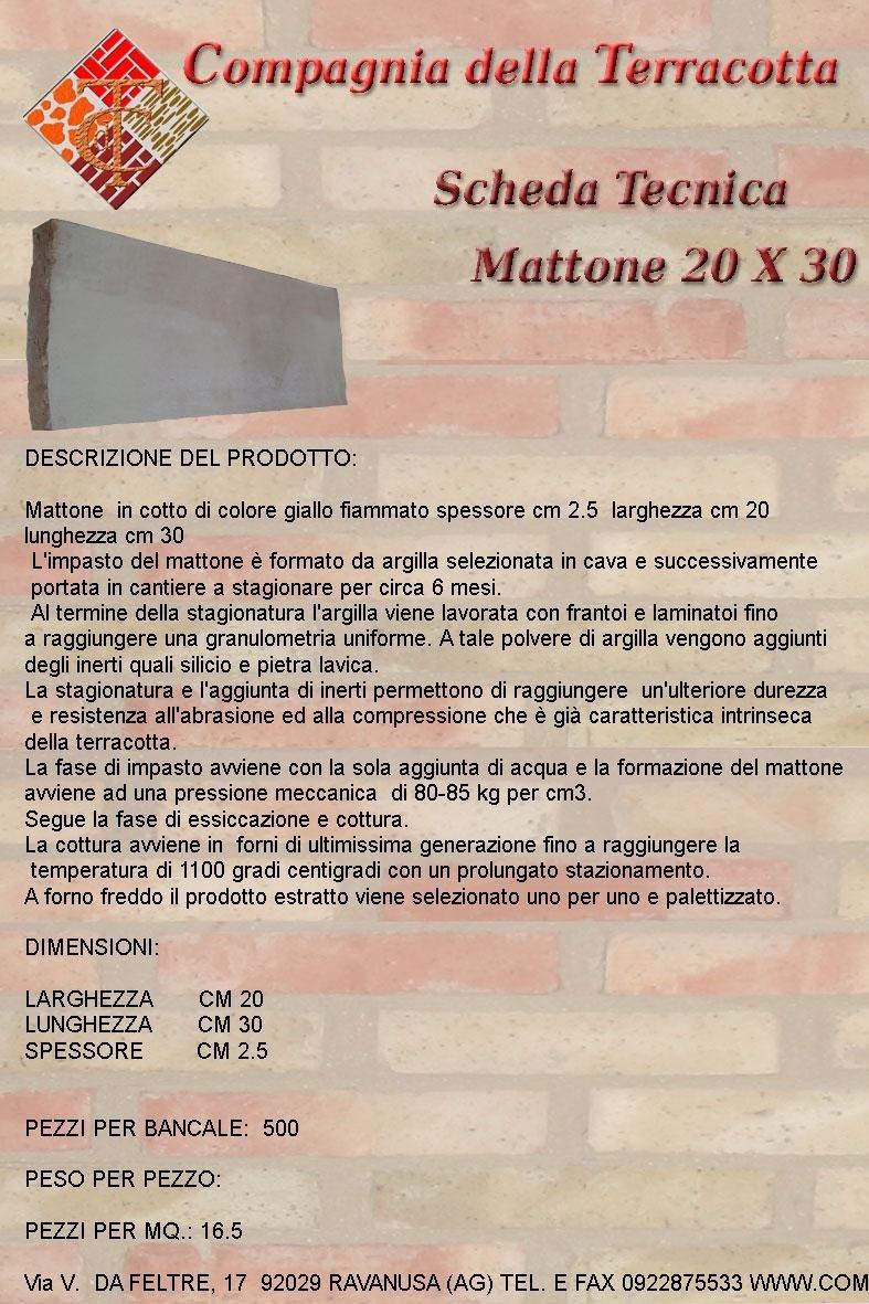 MATTONE-20-X-30