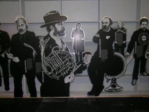 GALLERIA TRENTO 2009