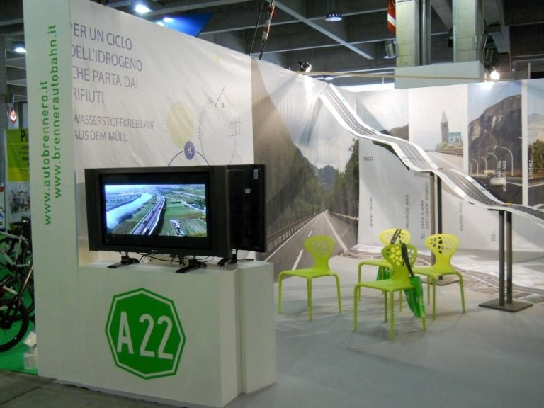 Allestimento Stand A22