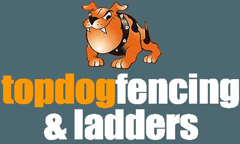 topdog fencing & ladders logo