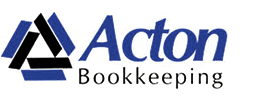 Acton bookkeeping logo