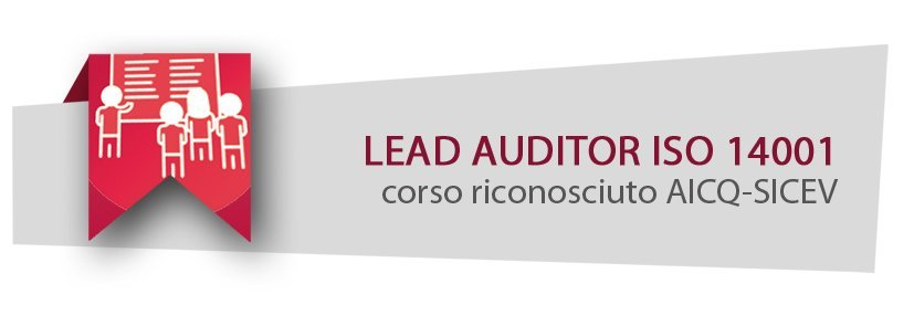 Corso Lead Auditor ISO 14001