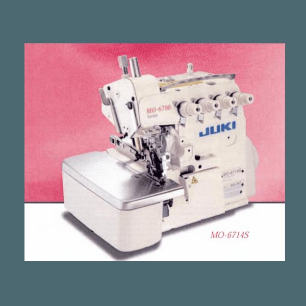 macchina per cucire juki mo-6714s